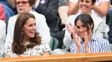 Meghan Markle and Kate Middleton make a case for sisters-in-law outings