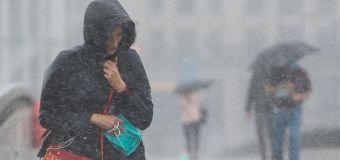 Thunderstorms & heavy rain to batter UK