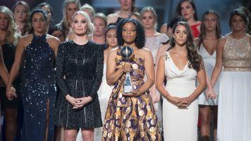 Nassar survivors shine on ESPY stage