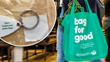 Woolworths slammed for 'ironic' accessory amid new campaign