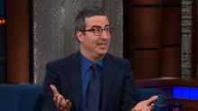 John Oliver warns Meghan Markle about joining 'fundamentally flawed' royal family