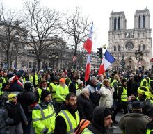 France's 'yellow vest' protesters banned from Notre-Dame: police