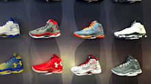 Under Armour's 'soaring' shoe sales reveal a terrible truth for the business (UA)