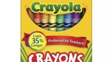 Crayola is killing off one of its crayon colours for the first time in 100 years