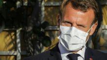 """À la veille de la rentrée, Macron appelle les élèves à """"respecter les gestes barrières"""""""