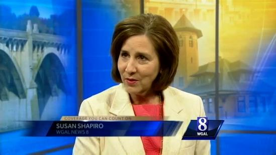 News 8 anchor reflects on experiences in Boston