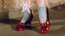 How the ruby slippers from The Wizard of Oz became the ultimate Hollywood symbol