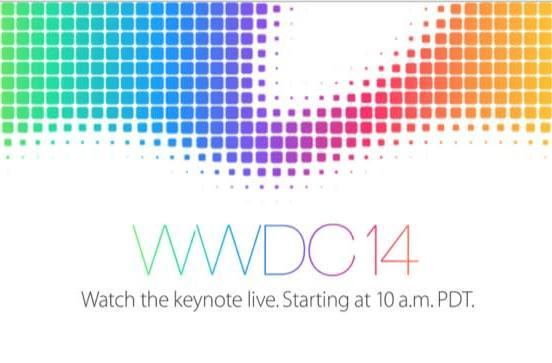 WWDC '14 keynote in 90 seconds