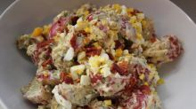Bacon Potato Salad for Labor Day and Forever