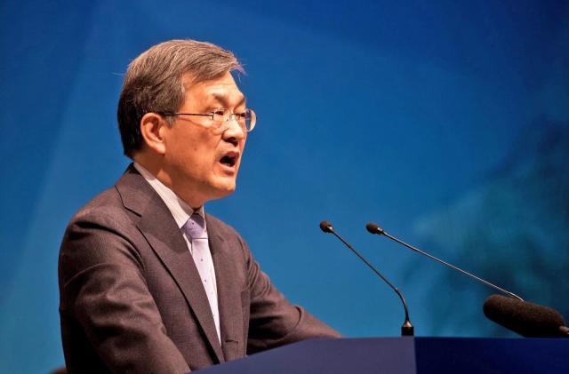 Samsung vice chairman quits amid leadership 'crisis'