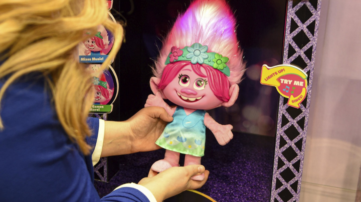 'Trolls' doll removed from stores amid complaints