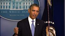 Obama predicts 11th-hour budget deal