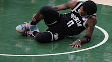 Kyrie Irving, James Harden to miss Game 5 against Bucks with injuries