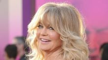 The More 'Messed Up' Goldie Hawn Looks Onscreen, the Better