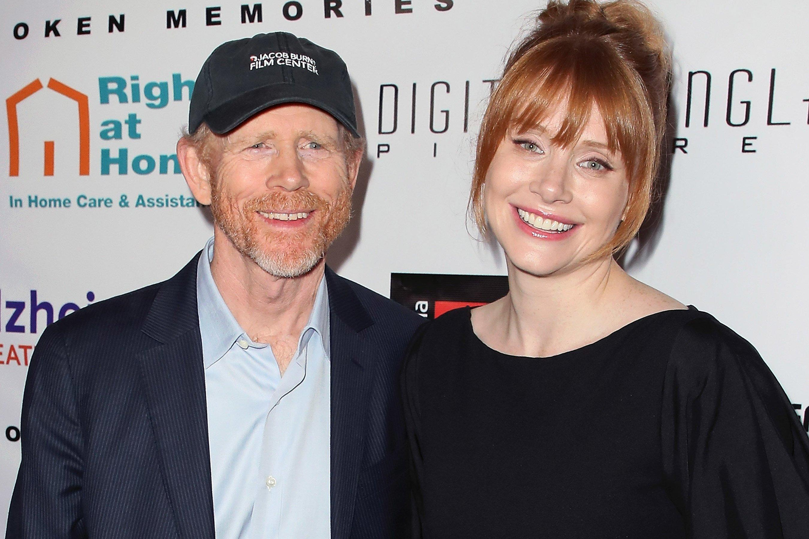 Bryce Dallas Howard's Dads documentary about father Ron Howard to
