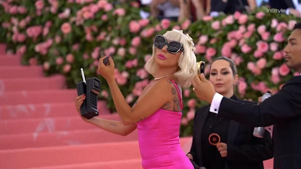 Lady Gaga Showed Up To The Met Gala In Over A Million Dollars Worth
