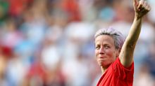 Trump tags wrong account in attack on soccer star Megan Rapinoe, gets dissed: 'Cry me a river'