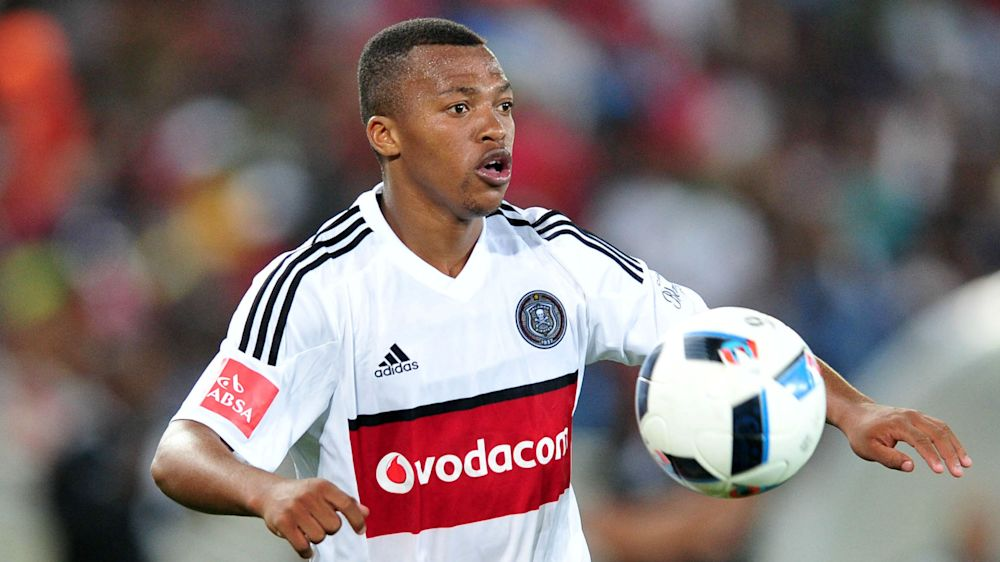 Thembela Sikhakhane declares unfinished business with Orlando Pirates
