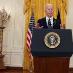 Biden denies benefits are holding back job-seekers