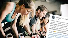 'Embarrassing': Gym slammed for 'offensive' workout promotion