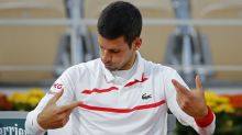 Novak Djokovic hopeful he will recover to his best for French Open semi-final