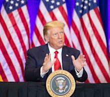 Mail-ballots lawsuit filed by Trump, GOP against Nevada dismissed by federal judge