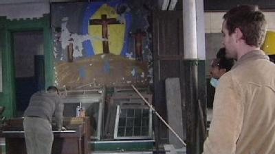 Adopted Church To Be Restored As Music Venue