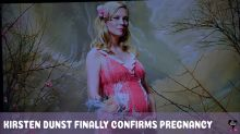 Kirsten Dunst confirms pregnancy and her baby daddy looks pretty familiar