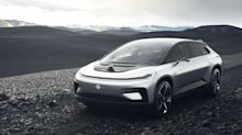 Troubled Faraday Future seeks $1bn cash injection to keep Tesla rival dreams alive