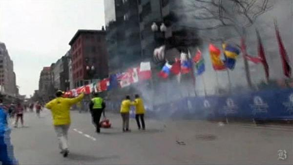 ABC News: Two potential suspects in Boston Marathon bombings