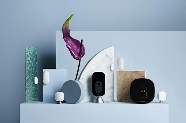 Ecobee expands its smart home lineup with a camera and more sensors