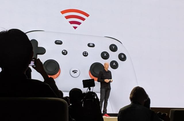 Watch Google's Stadia event here at 12PM ET