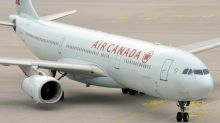 Air Canada plane narrowly avoids crashing into four jets during landing