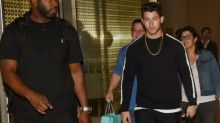 Desi Girl's 'Videsi' Fiancé Nick Jonas Arrives in Mumbai with Fam!