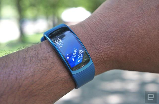 The Gear Fit 2 is Samsung's best wearable yet