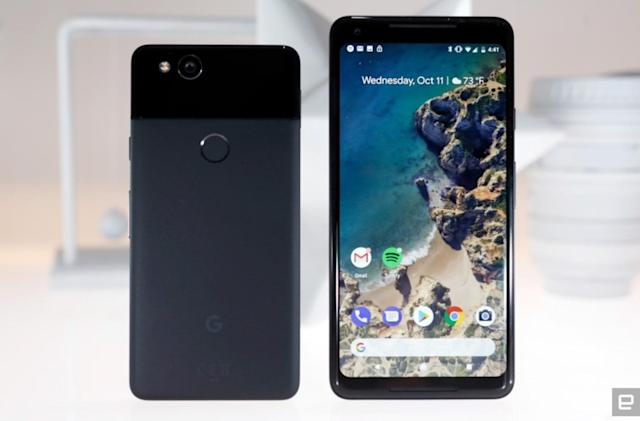 Google stops selling the Pixel 2 and 2 XL