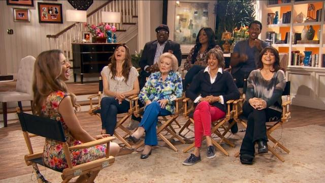 'Hot in Cleveland' and 'The Soul Man' Cross-Over Episode