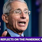 Dr. Anthony Fauci reflects on the pandemic response