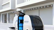 General Motors Joins Race to Build an Electric Van