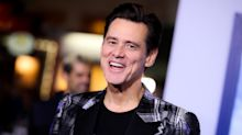 Jim Carrey hits back after he's criticised for telling a female reporter she's on his 'bucket list'