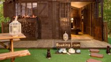 A night in a cottage made entirely of chocolate? Yours for just €50