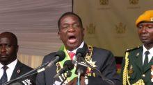 The 'Crocodile' sworn in as Zimbabwe's new president
