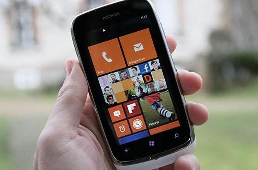 Windows Phone 7.8 hands-on: cosmetically yours