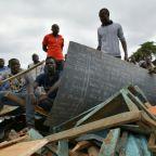 Seven children killed, scores hurt in Kenya school collapse