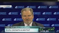 Santelli busts 3% growth myth