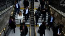 UK workers see strongest growth in basic pay in nearly a decade