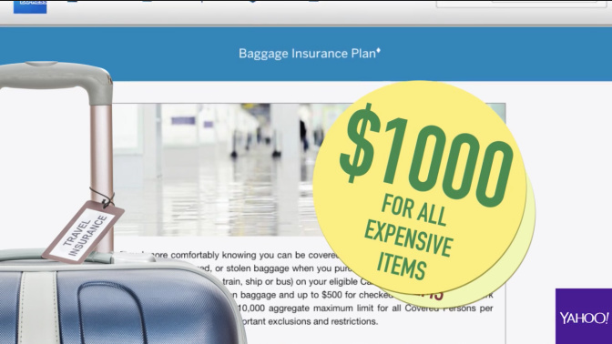 How does luggage insurance work?