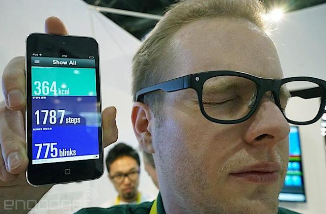 JINS' fatigue-tracking smart glasses hit Japan next month