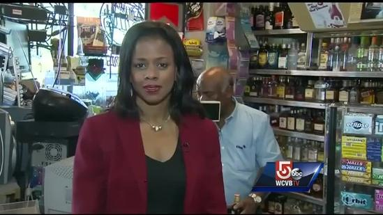 Clerk, 69, attacked by robbers in past, fights back
