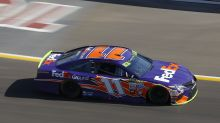 Denny Hamlin to start first at Homestead ahead of Martin Truex Jr. and Kyle Busch